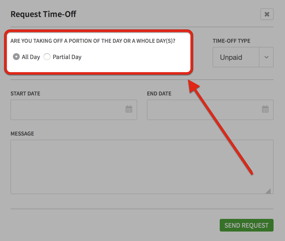 Employee PTO Tracking And Online Time Clock • OnTheClock |Requesting Pto Days