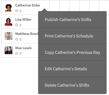 Deleting Shifts – When I Work Help Center