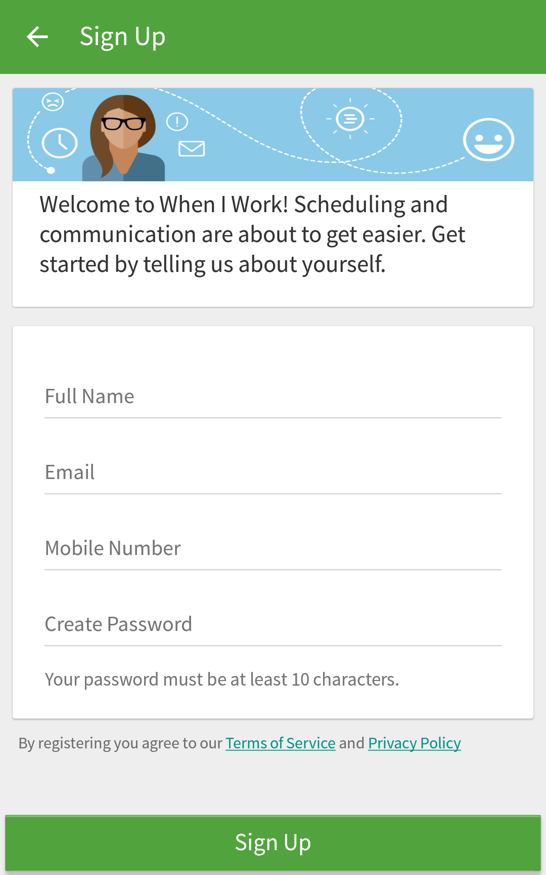 Registering With Your Workplace – When I Work Help Center