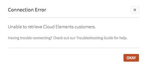 QuickBooks Desktop Connection Error