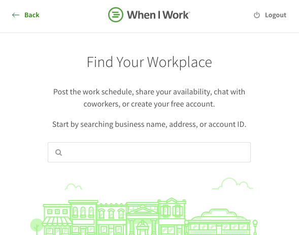 Find Your Workplace