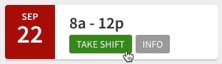 Take OpenShift