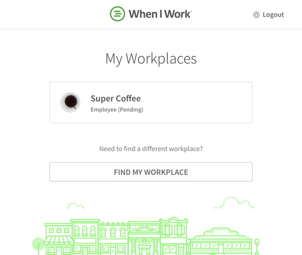 Pending workplace